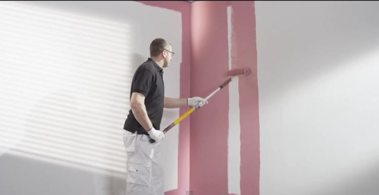 неровные стены под покраску