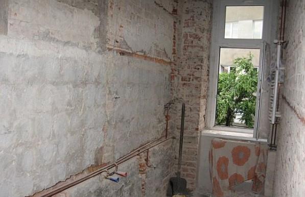 ремонт в ванной комнате недорого и быстро